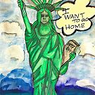 WTF Liberty by Thecathartist