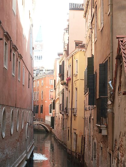 The Canals of Venice by SHappe