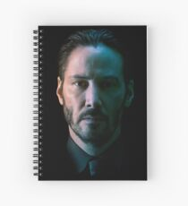 JOHN WICK Spiral Notebook