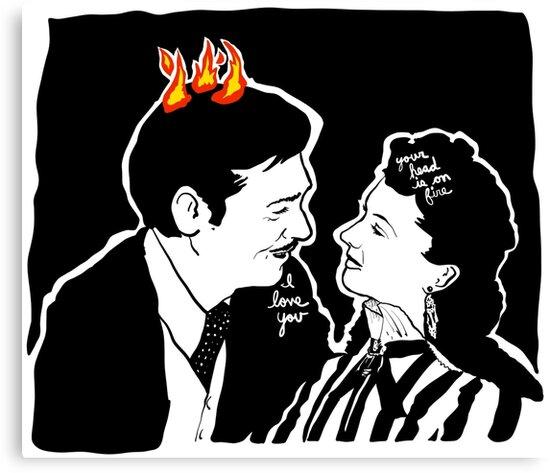 HOT HEADED LOVE by Blair Gauntt