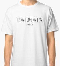 Balmain - Black Design Classic T-Shirt