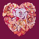 Heartblossom by Tatyana Binovskaya