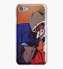 Clash of the Titans (in PoscaColour!*) iPhone Case/Skin