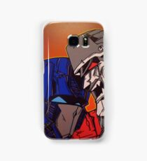 Clash of the Titans (in PoscaColour!*) Samsung Galaxy Case/Skin