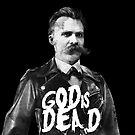 Nietzsche by Alberto Marinelli