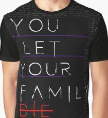 Joker Quotes Graphic T-Shirt