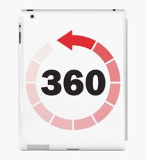 360 iPad Case/Skin