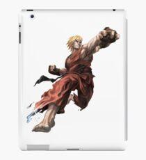 Street Fighter - Ken iPad Case/Skin