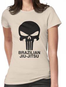 Brazilian Jiu-Jitsu (BJJ) Womens Fitted T-Shirt