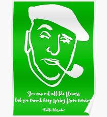 Pablo Neruda: Posters | Redbubble