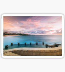 Coogee Ocean Pool Sunrise Sticker