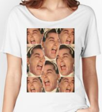 Ray Liotta Laugh mafia gangster movie Goodfellas Women's Relaxed Fit T-Shirt