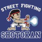 Street Fighting Shotokan by PengewApparel