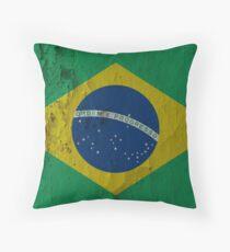 BRAZIL-2 Throw Pillow