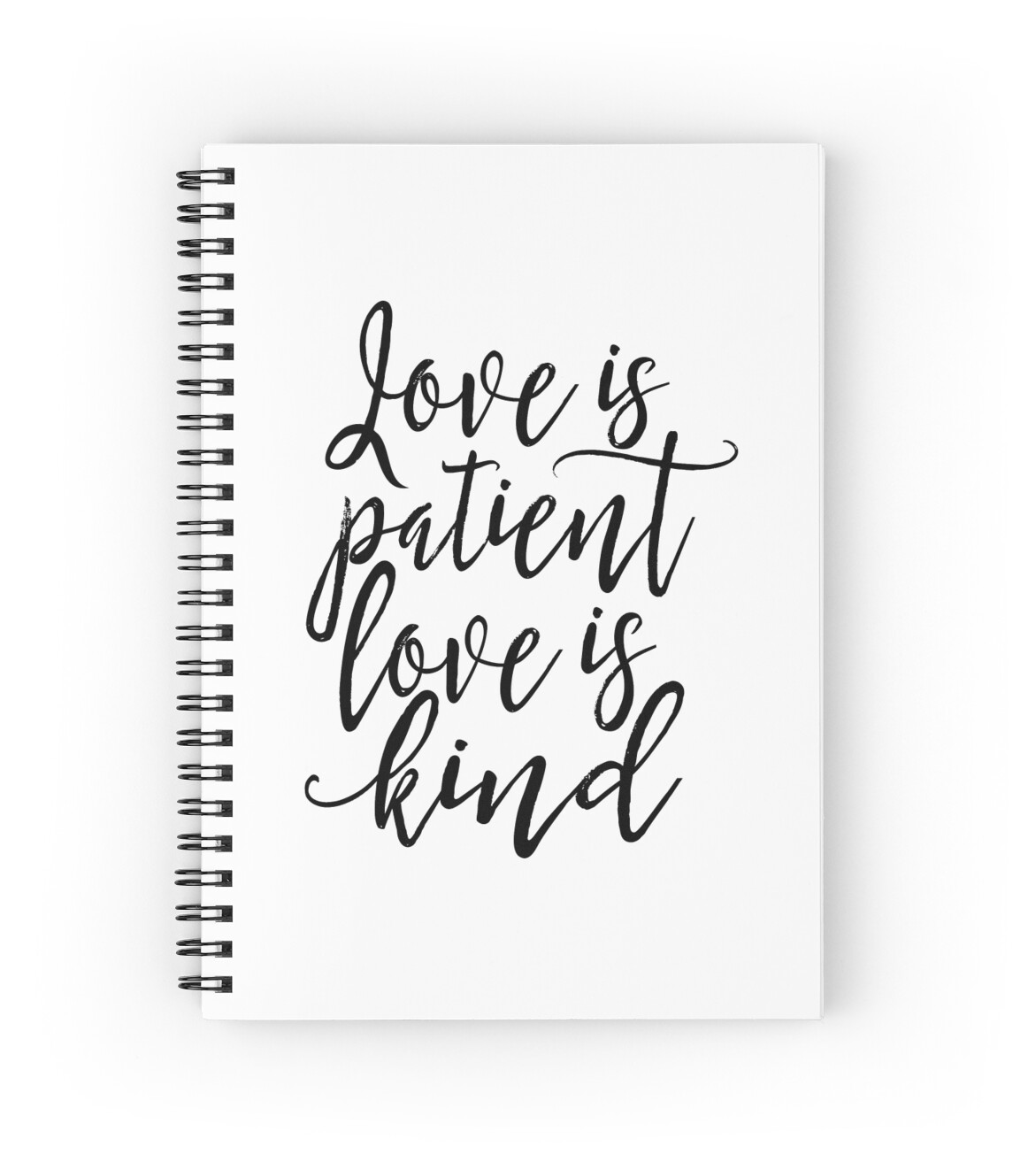 Love Is Patient Quote Love Is Patient Love Is Kindfamily Signhome Decor Wall Artquote