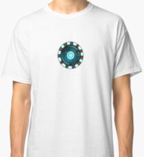 Tony Stark Heart Classic T-Shirt