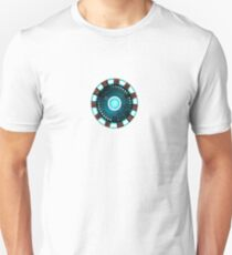 Tony Stark Heart Unisex T-Shirt