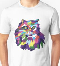 Cat head T-Shirt
