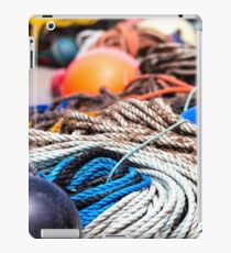 fishing  equipment iPad Case/Skin