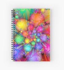 Cuaderno de espiral Easter Eggs & Jelly Beans