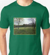 Peaceful Space Unisex T-Shirt