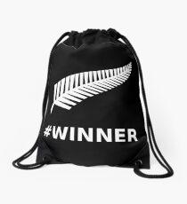 All Blacks Winner Fern Drawstring Bag