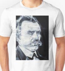 FRIEDRICH NIETZSCHE - acrylic portrait Unisex T-Shirt