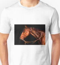 Quarterhorse Waiting His Turn Unisex T-Shirt