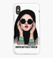 Hijabi Girl  iPhone Case