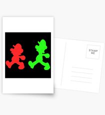 Brothers Postcards