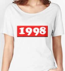 1998 Women's Relaxed Fit T-Shirt