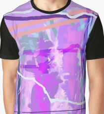 20170131 Purple Passion No. 2 Graphic T-Shirt
