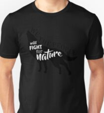 We The People for Nature Unisex T-Shirt