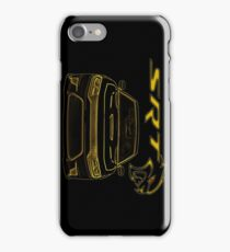 DODGE CHARGER SRT HELLCAT iPhone Case/Skin