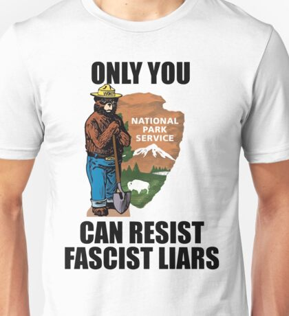 Image result for smokey bear Resist! National Park Service