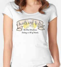 Sweets and Tarts Women's Fitted Scoop T-Shirt