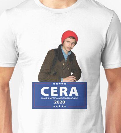 Michael Cera 2020 Unisex T-Shirt