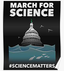 March For Science Science Matters Poster