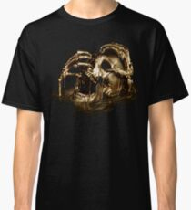 Black Sails Golden Skull Classic T-Shirt