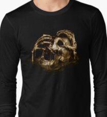 Black Sails Golden Skull Long Sleeve T-Shirt