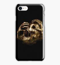 Black Sails Golden Skull iPhone Case/Skin