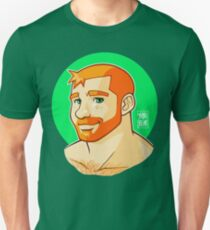 BEN PORTRAIT - SIDE VIEW T-Shirt