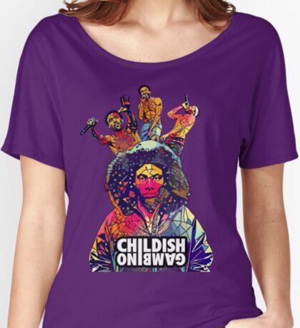 Childish Gambino Relaxed Fit T-Shirt