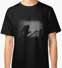 Nosferatu Vampire Vlad Dracula Tepes The Impaler Classic T-Shirt