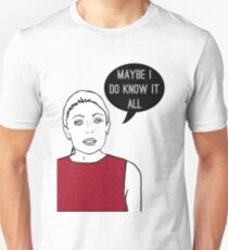 Know it all Unisex T-Shirt