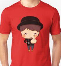 Middle Finger Unisex T-Shirt