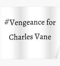 Avenge Charles Vane Poster