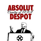 Absolute Despot by stoopiditees