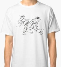 Martial Arts Sparring Classic T-Shirt