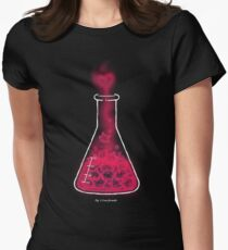 Love Formula: Cats! Womens Fitted T-Shirt